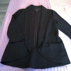 Harlowe & Graham 3/4 length sleeve blazer